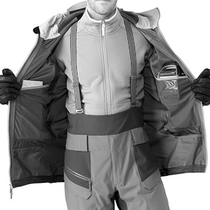 Arc'teryx – Lithic Comp Jacket & Pant, design