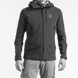 Black Diamond – Alpine Softshell Collection Design, Patterning