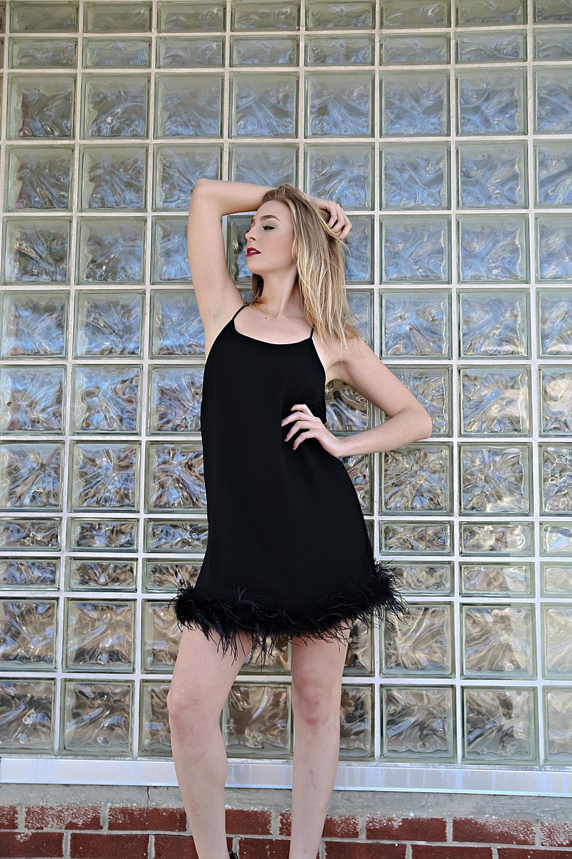 Sugar Lips/ Cher Harowitz Dress/ $68