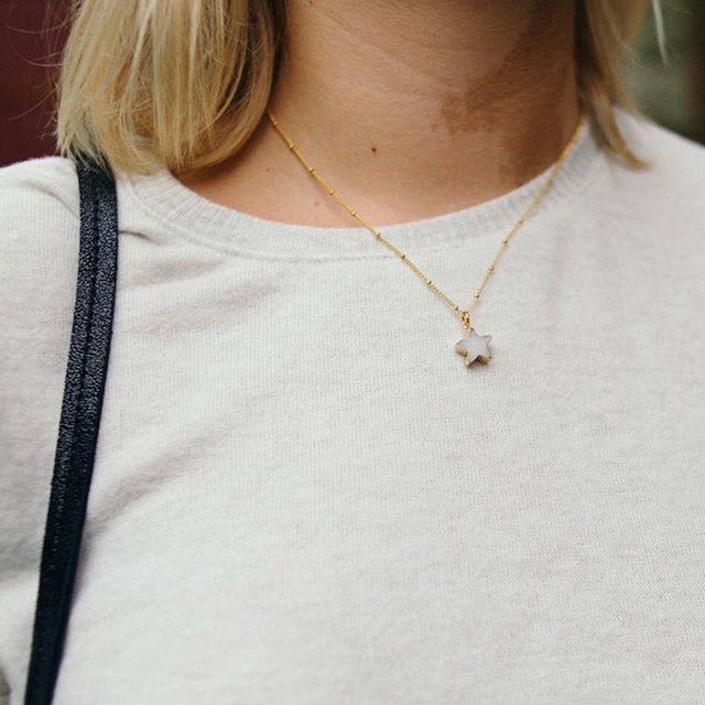 ✨It's in the stars ✨ Loving the new druze jewels from our amazing local designer, @bellacosaoriginals. The small layering necklaces make the perfect gift. For others or yourself 😜✨ • • #druze #handmade #local #shoplocal #designs #jewelry #madewithlove #necklaces #simple #delicate #layer #star #stars #instagood