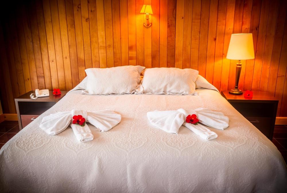Chambres simples, doubles et triples disponibles