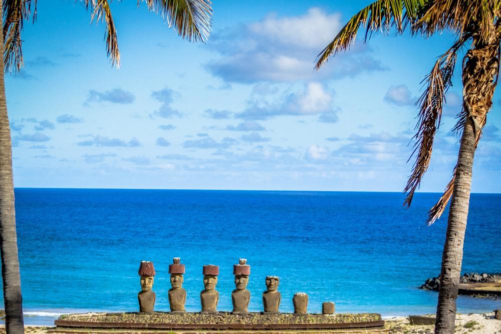 La Playa de Anakena