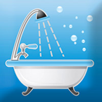 bathtub-with-opened-shower_318-63387.png