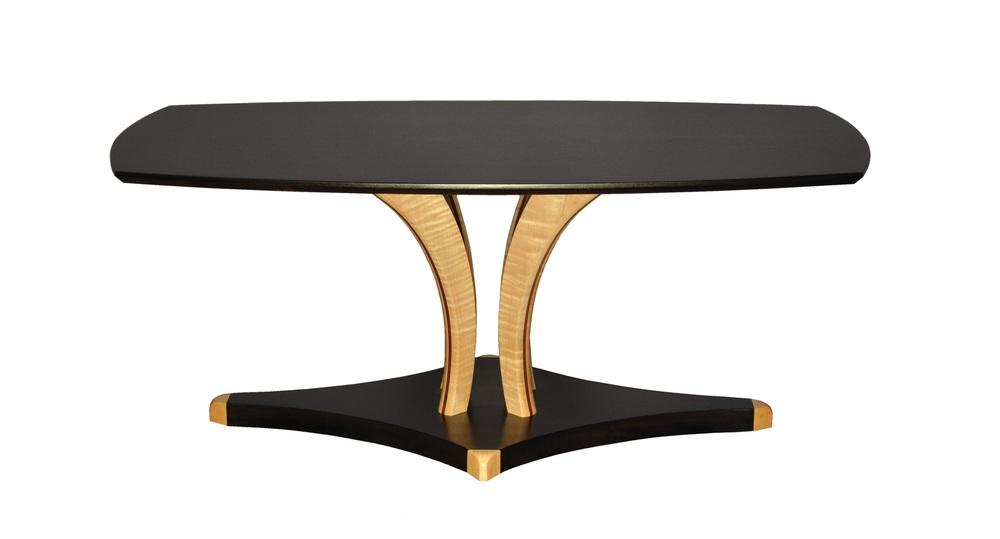 Contemporary Art Sofa Table