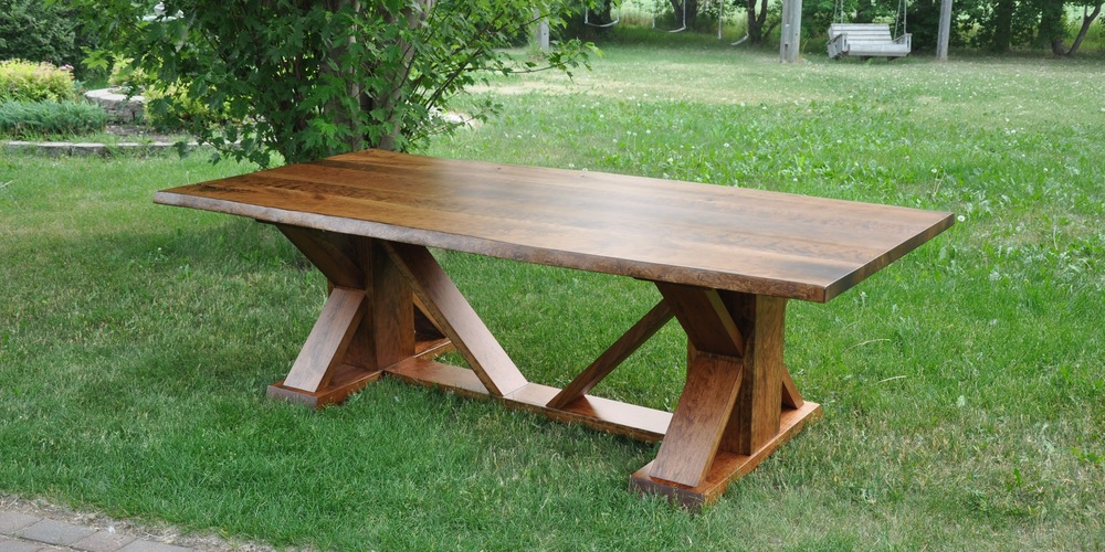 The Prairie Homestead Table