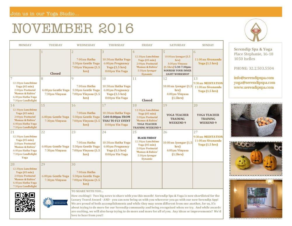 Serendip Spa and Yoga Calendar 2016_November A4 FRONT-page-001.jpg