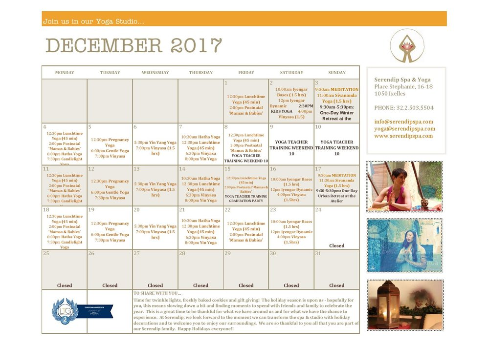serendip spa and yoga calendar 2017_December A4 FRONT-page-001.jpg