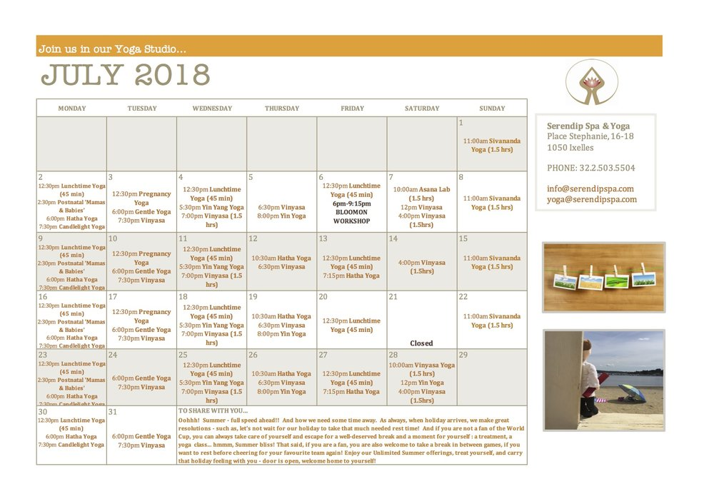 serendip spa and yoga calendar 2018_July A4 FRONT.jpg