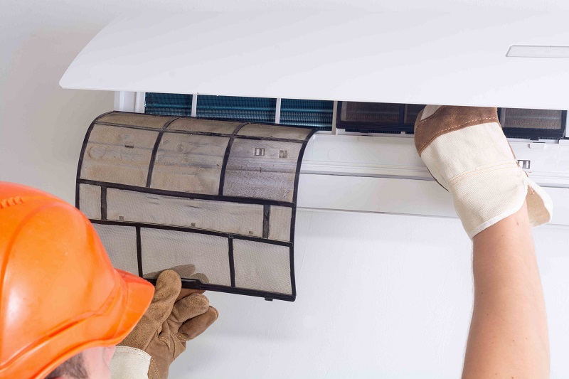 Simple Home HVAC Maintenance