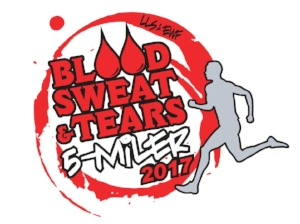 Blood Sweat & Tears 5-Miler for the  Emily Whitehead Foundation