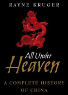 All Under Heaven Book Jacket