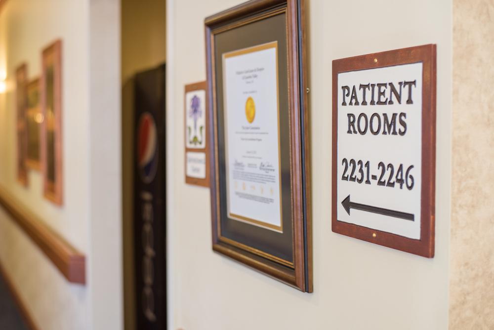 Patient Hallway