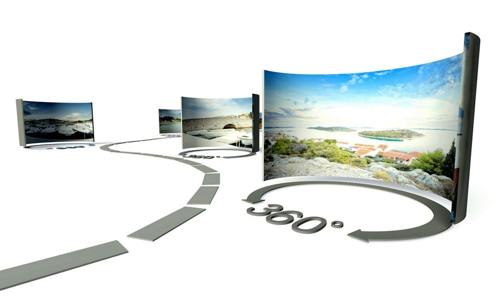 VIRTUAL TOUR - A virtual tour gives a prospective buyer and tenant immediate access to your property.