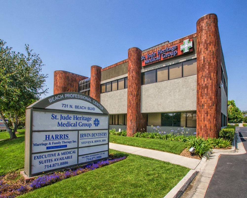 Lease - Medical OfficeLa Habra, CADOWNLOAD BROCHURE