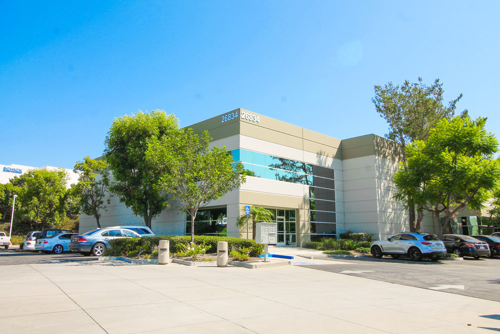 FOR SALE/LEASE - IndustrialLake Forest, CADOWNLOAD BROCHURE