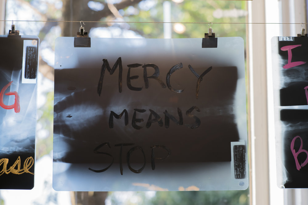 'Mercy Means No'  Christine Wang