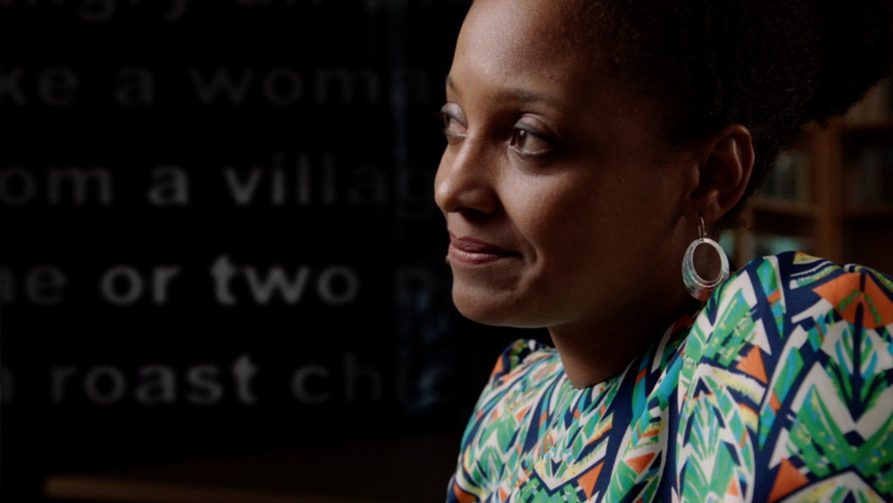 Tracy K. Smith, author of  Life on Mars , Pulitzer Prize for Poetry, 2012