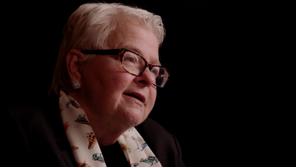 Paula Vogel, writer of How I Learned To Drive, Pulitzer Prize for Drama, 1998