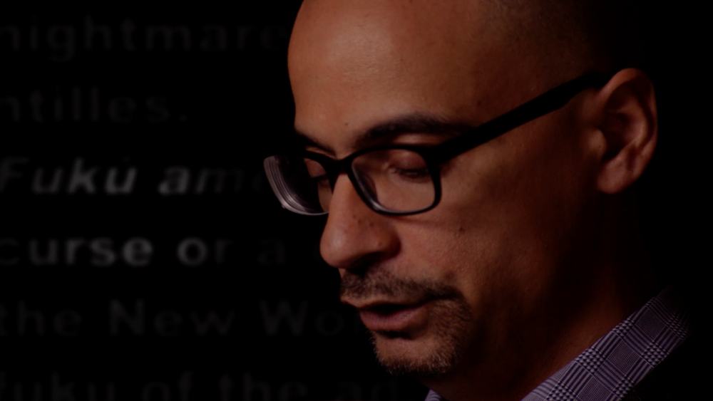 Junot Díaz, author of The Brief Wondrous Life of Oscar Wao, Pulitzer Prize for Fiction, 2008