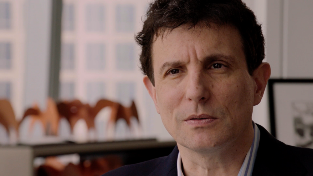 David Remnick, Editor-in-Chief of The New Yorker, Pulitzer Prize for General Nonfiction, 1994