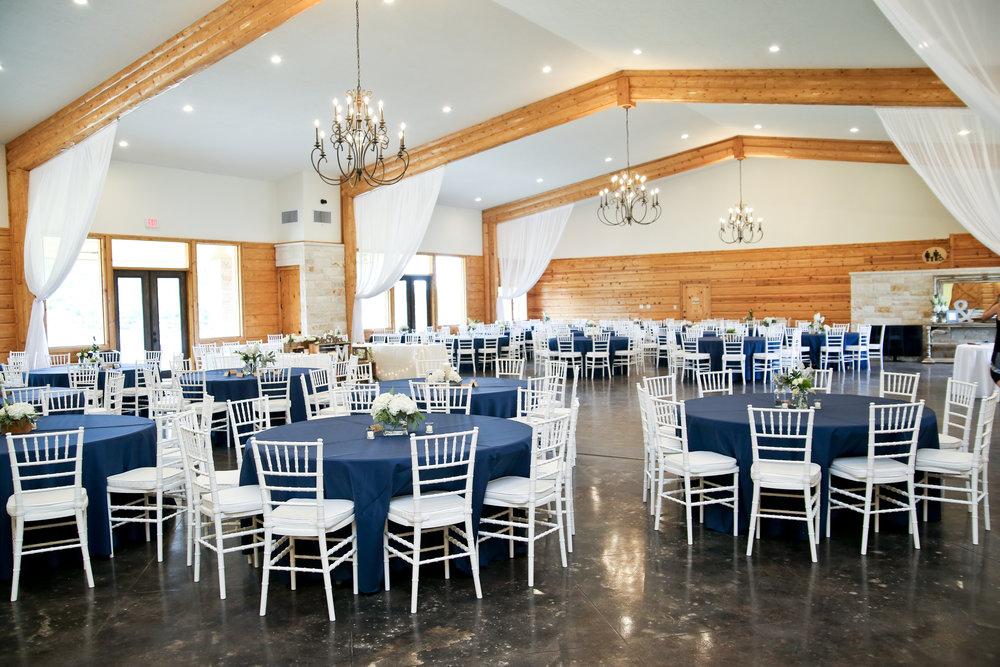 The Reception Hall -