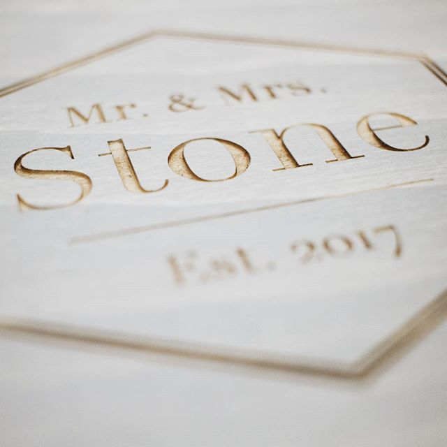 Sunbleached Mr. & Mrs. Stone photo box. . . #photography #lookslikefilm #bohowedding #northdakota #film #weddingphotography #wedding #bride  #groom #weddingphoto #weddingphotographer #weddingday #portrait #vsco #weddingportrait #junebugweddings #photopackaging #northcut #grandforksweddingphotographer #theknot #junebugweddings #indivibes
