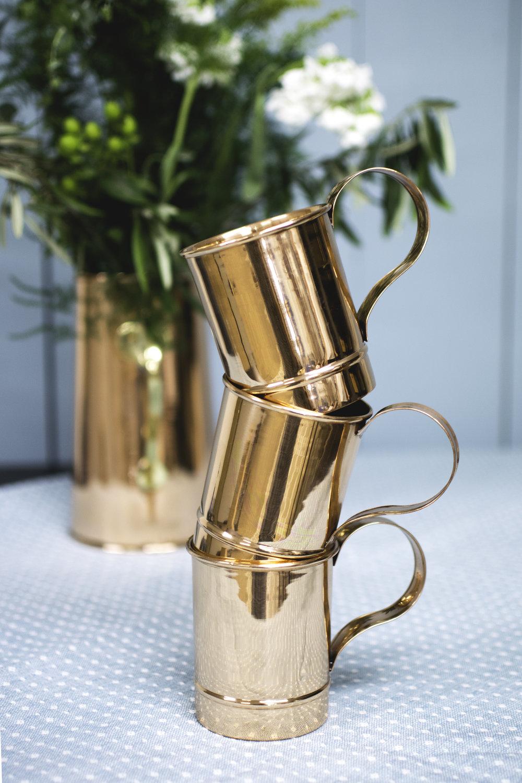 Copper Mug - $12.00