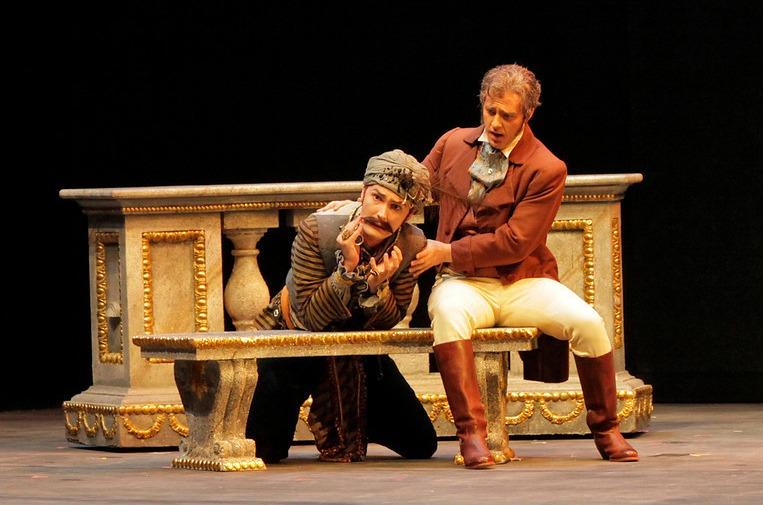 Mozart's  Cosi fan tutte  l Santa Fe Opera Apprentice Program