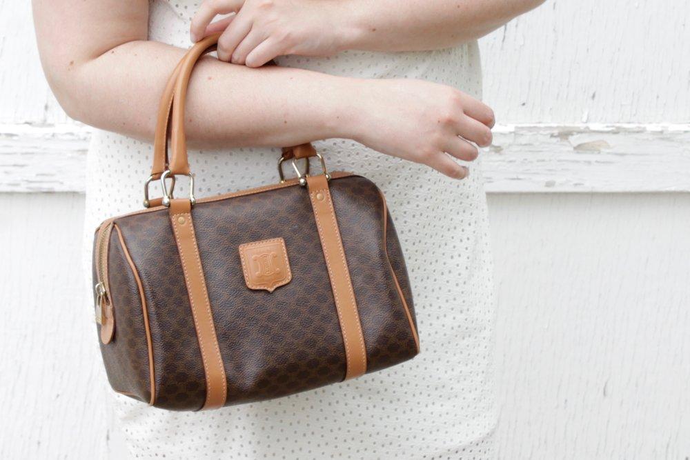 Bag:Vintage Celine from So Over It