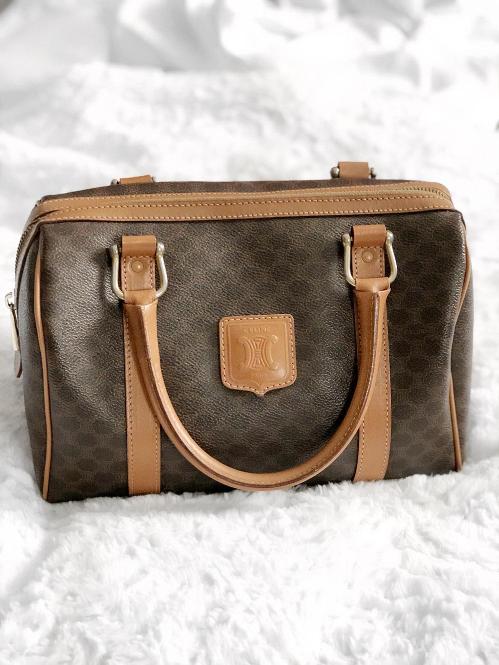 So Over It Vintage Celine Bag