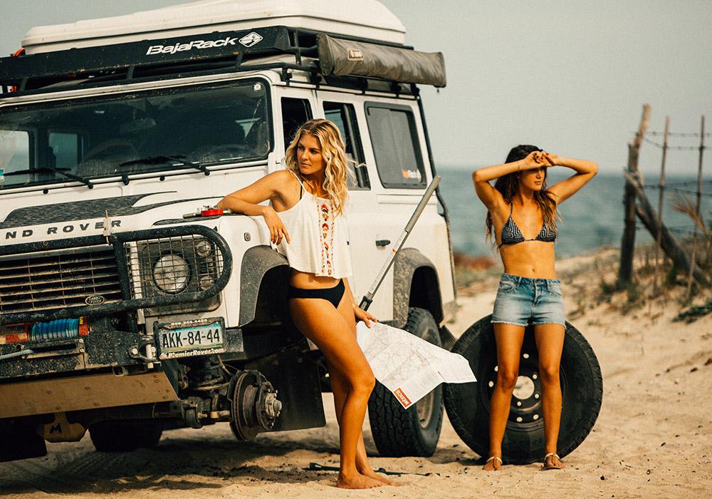 Brand: Roxy   Creative Direction: Todd Saunders + Chris Vestal  Photography: Nicholas Maggio  Location: Baja, Mexico