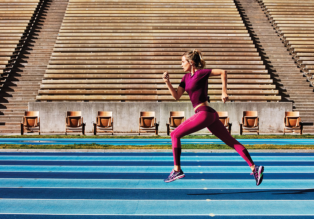 Brand: ASICS Creative Director: Tevis Houston Photography: JUCO Location: Los Angeles, CA