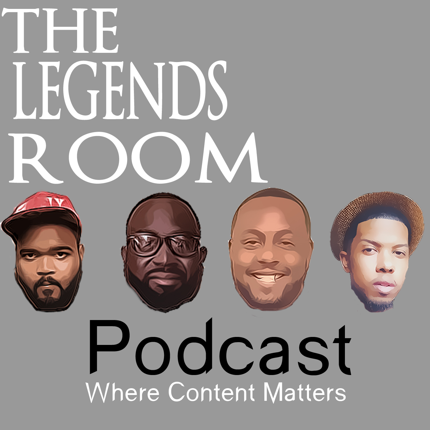 The Legends Room Podcast - The Legends Room