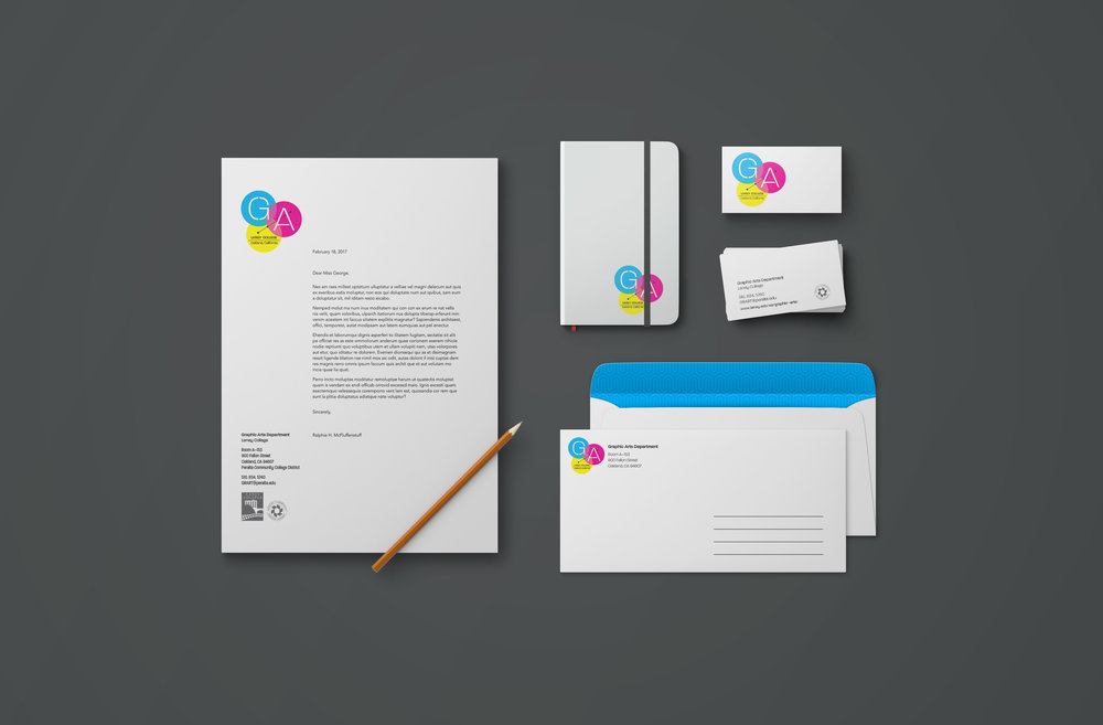 brand identity package