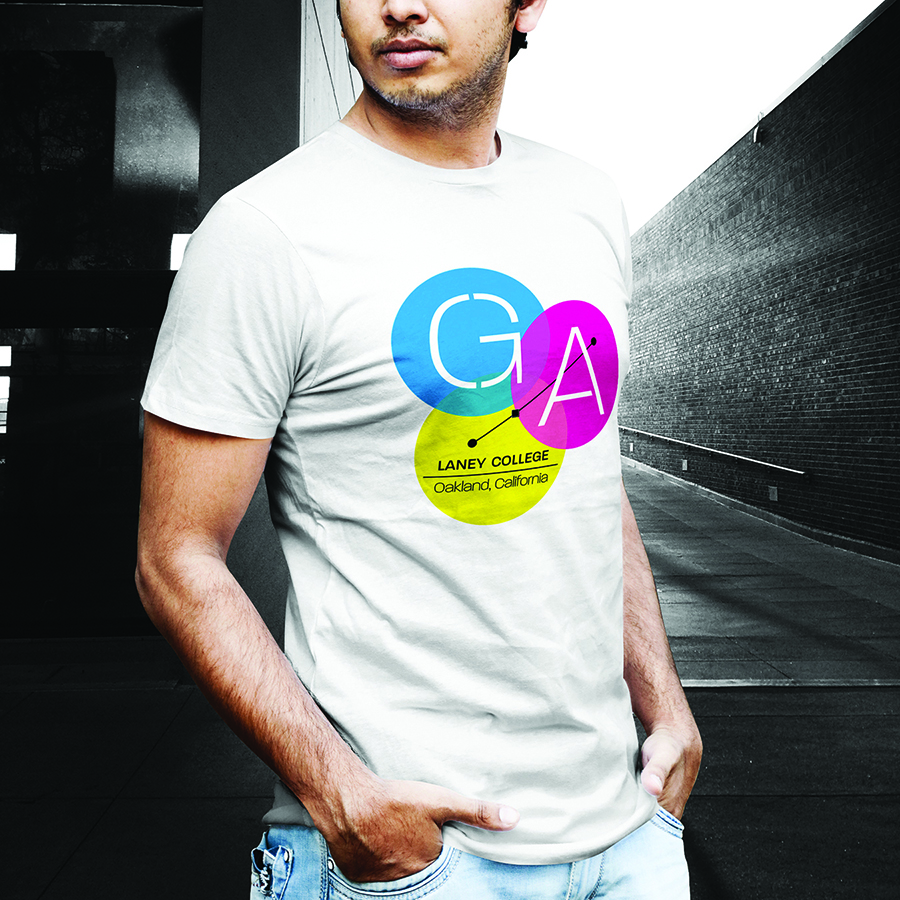 brand identity t-shirt design