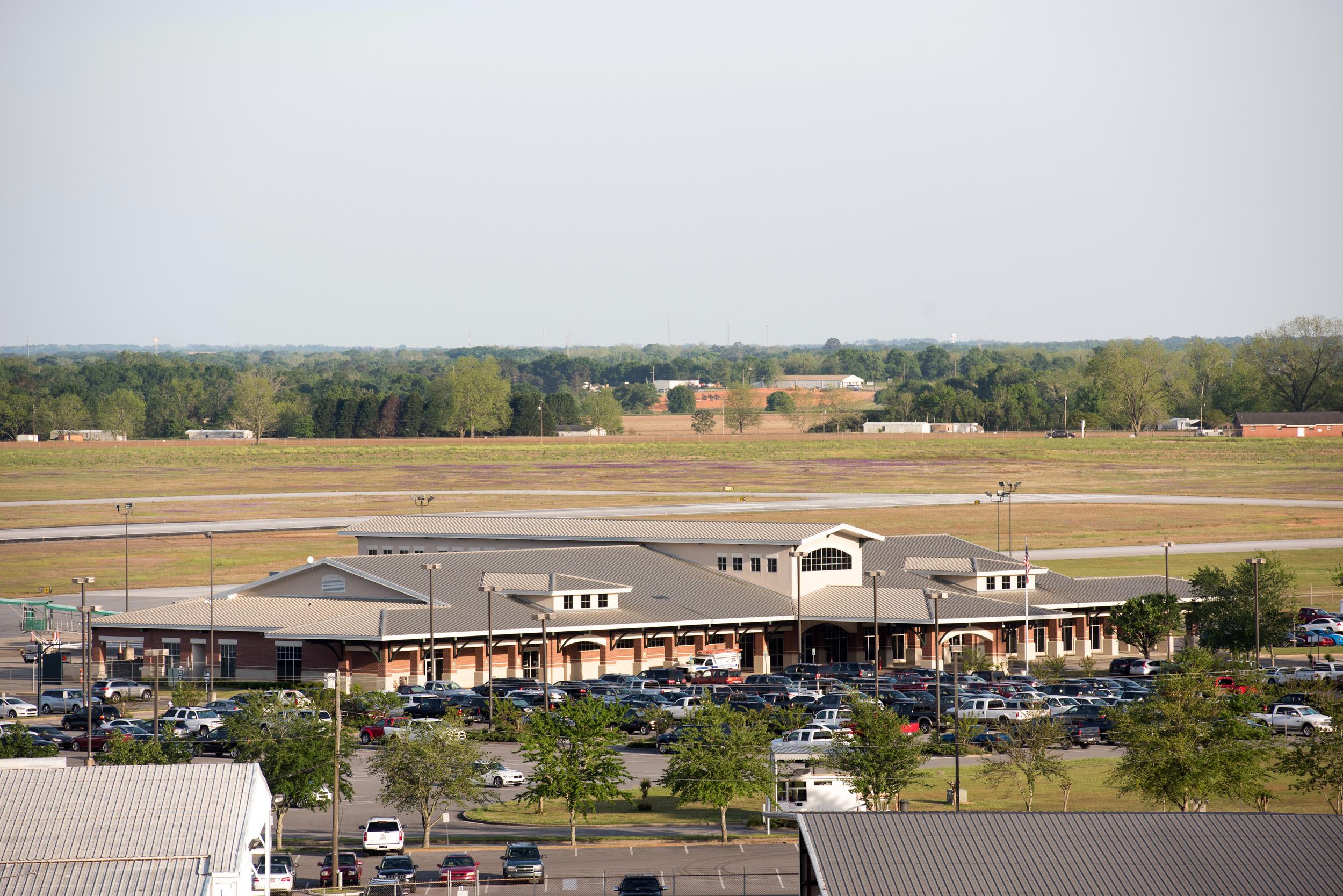 Dothan Regional Airport Alabama Landmark Image Group LLC New - Alabama airports