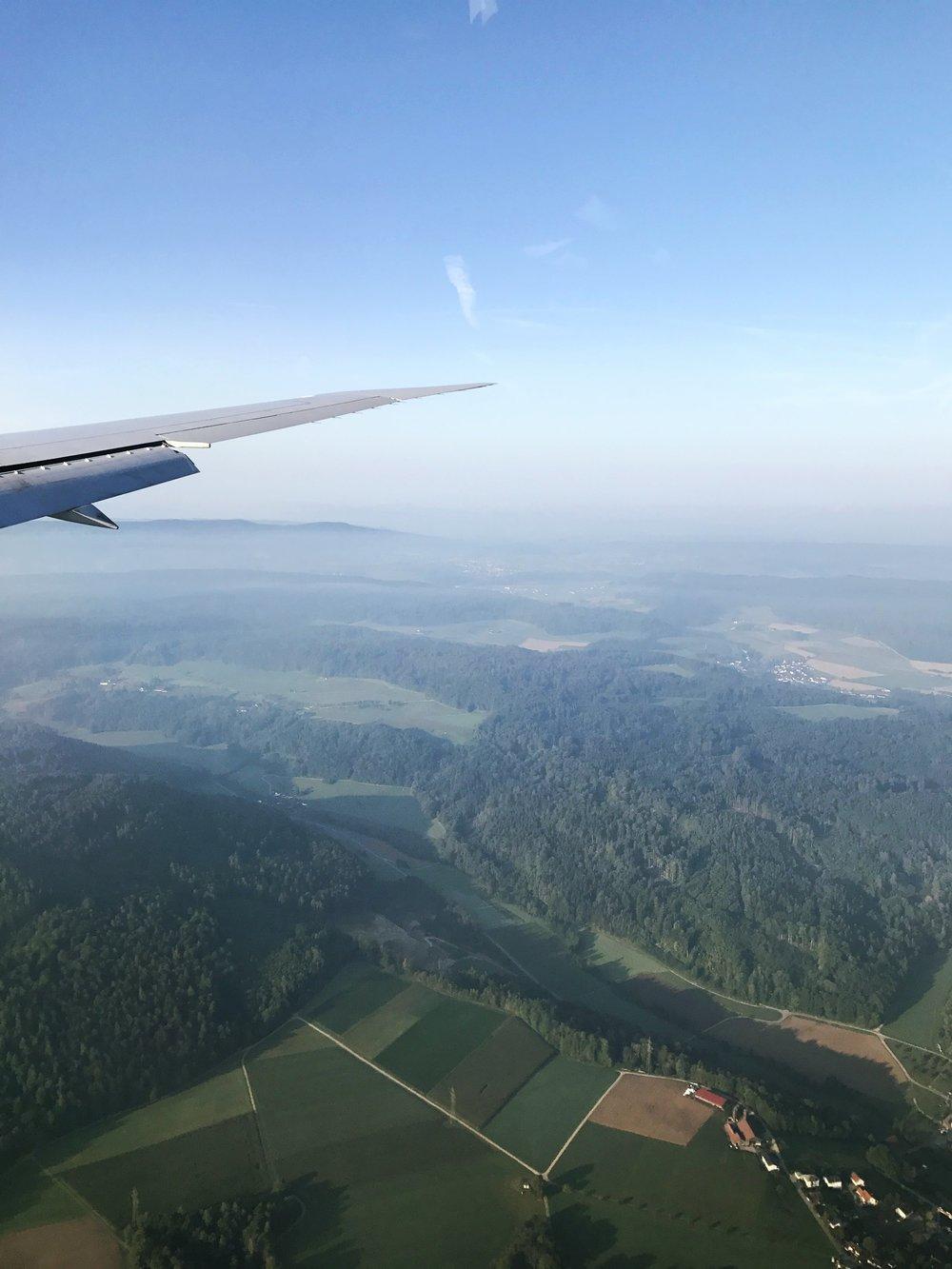 Hello Switzerland!