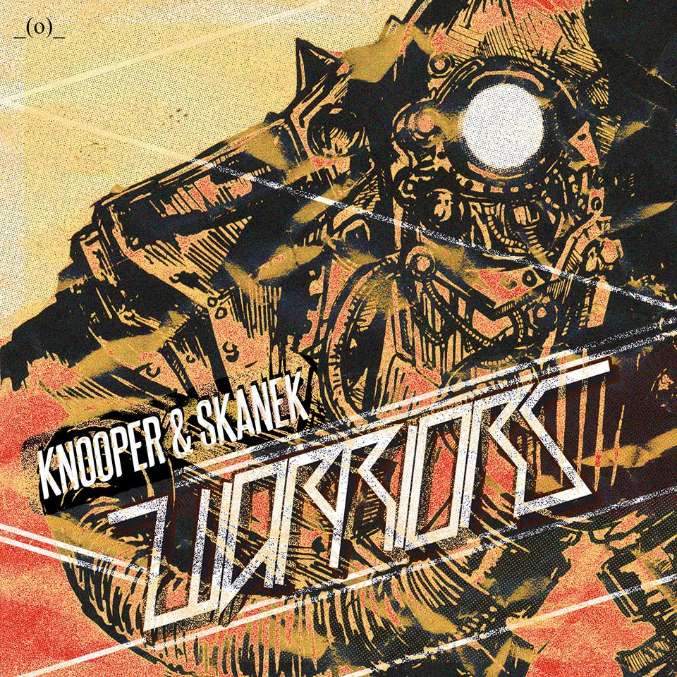 "Knooper & Skanek ""Warriors"" EP JST Records"
