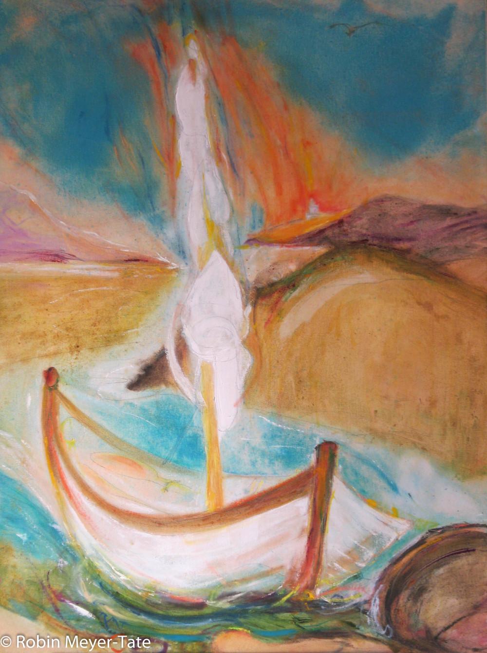 Furled Sail