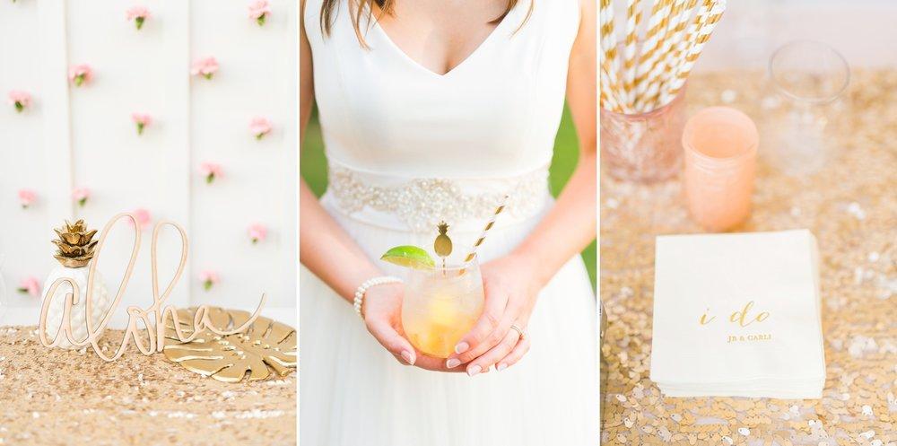Hawaii Wedding_Dillingham Ranch_Moscow Mule