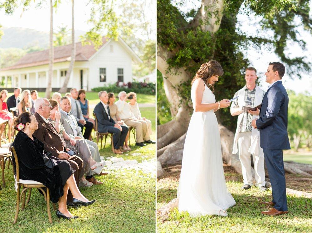 Hawaii Wedding_Dillingham Ranch_Ceremony