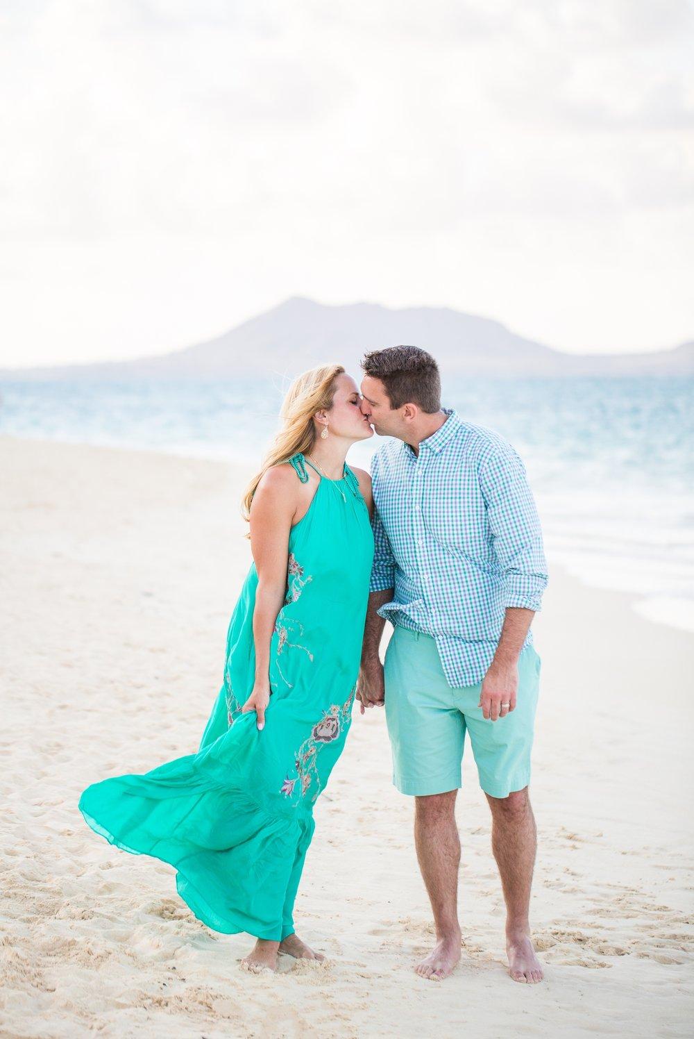 Lanikai Beach Family Photography