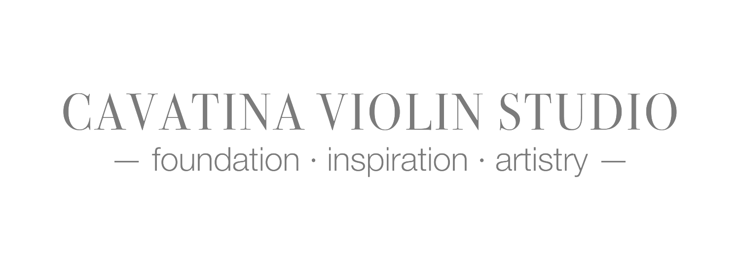 Cavatina Violin Studio | Private Violin Lessons in Leaside, Toronto, Ontario, Canada