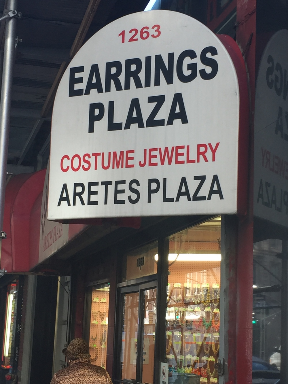 Seriously love this place, and one of the only places I buy my accessories. It's located 1263 Broadway in NY.