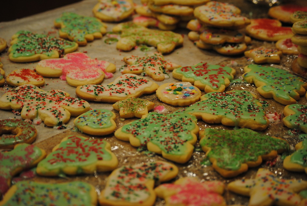 Cookie Madness. If if you stare long enough you can taste the butter and sugar yourself.
