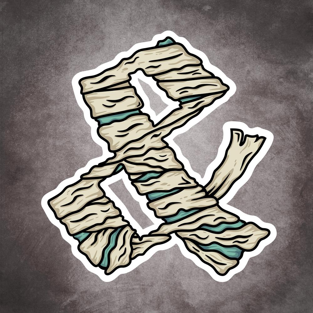 Ampersand Mummy sticker.jpg