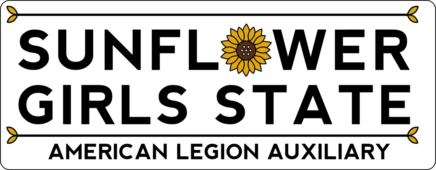 American Legion Auxiliary Sunflower Girls State