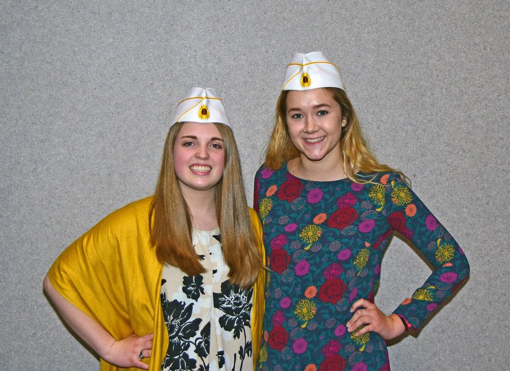 - 2017 Lieutenant Governor Emma &2017 Governor Madeline