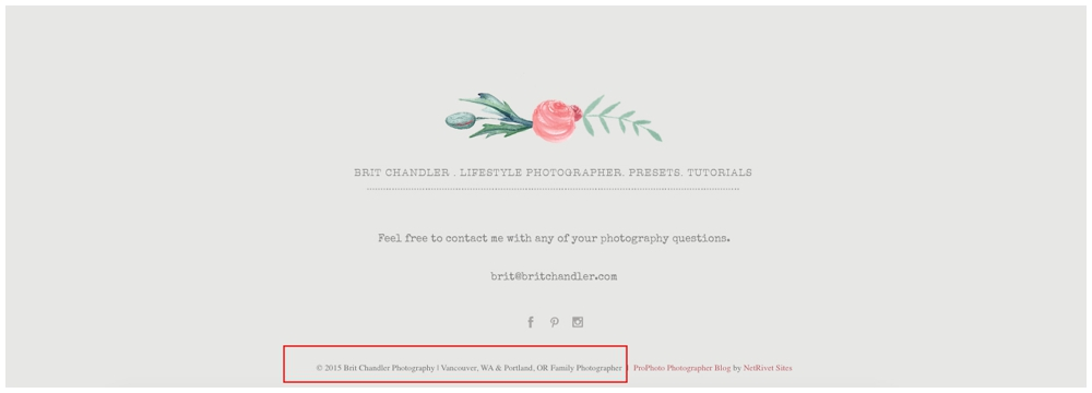 10 website mistakes most photographers are making