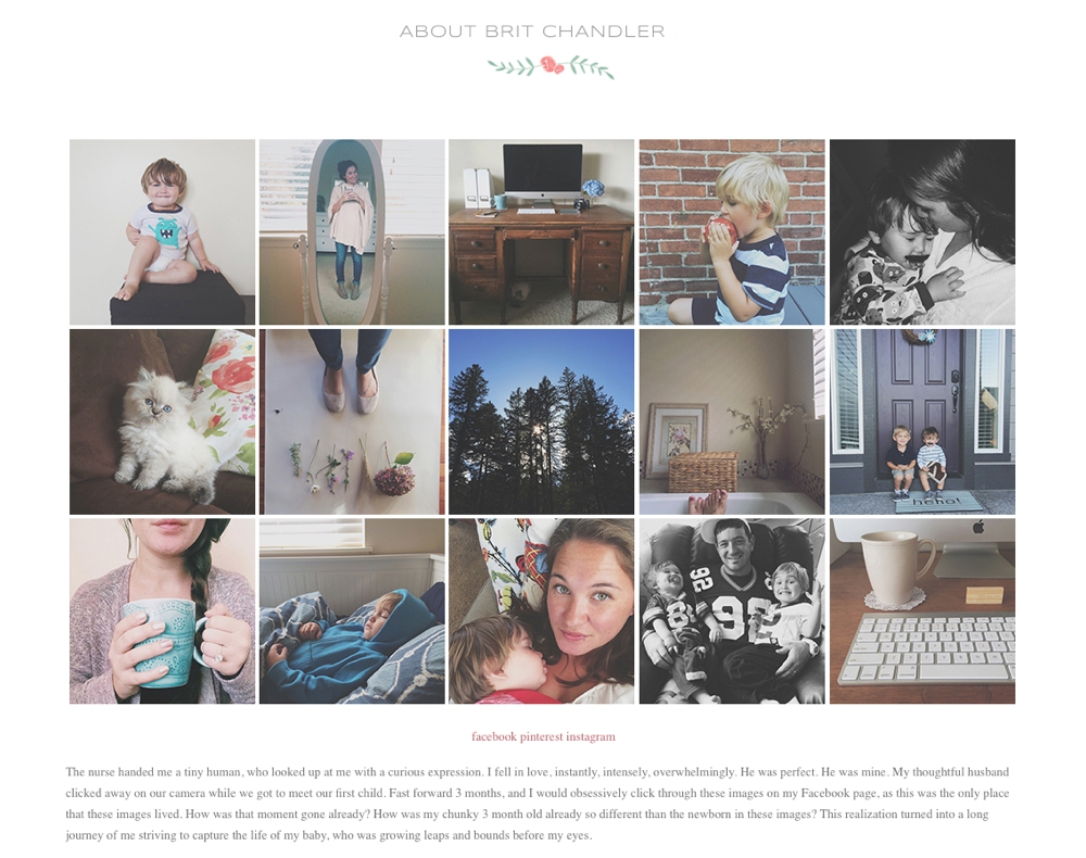10 website mistakes most photographers are making no about me or photo